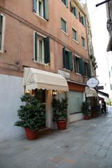 Venice Italy, Hotel Tenson
