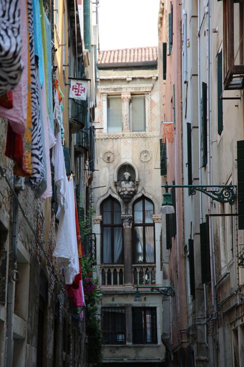 Venice Italy Laundry Drying