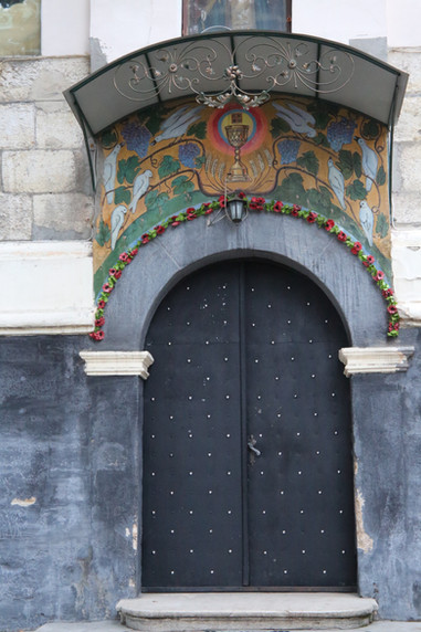 Oldest Church Lviv
