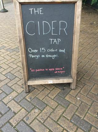 Cider Tap London