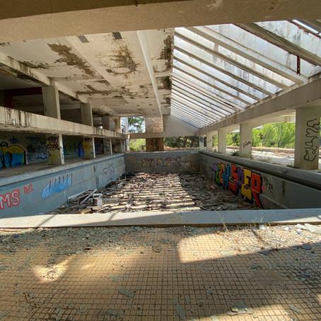 Abandoned Belgrade Resort Jelsa