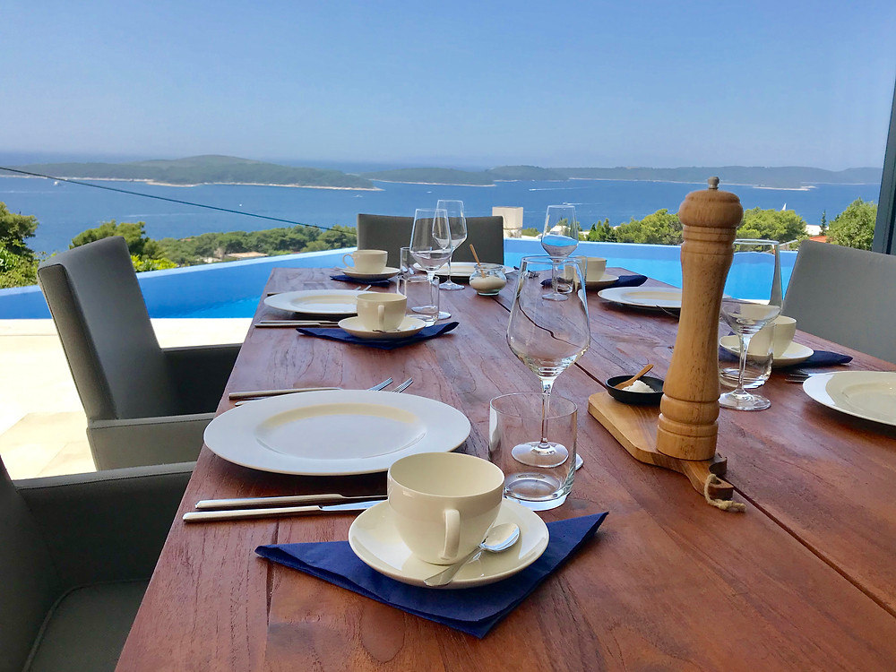 Ocean View Lunch Party: Hvar Chef