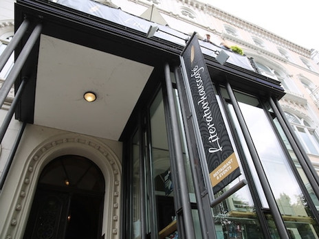 Literaturhaus Cafe – Hamburg