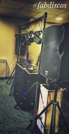Fab Discos Setup