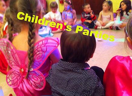 Fab Discos Children's Parties
