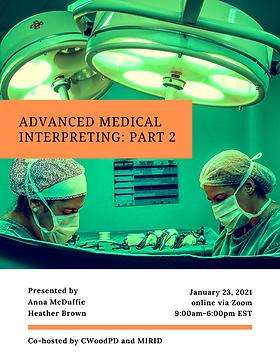 Advanced Medical Interpreting_ Part 2 (F