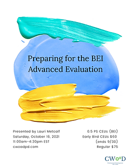 PNG Preparing for the BEI Advanced Evaluation.png