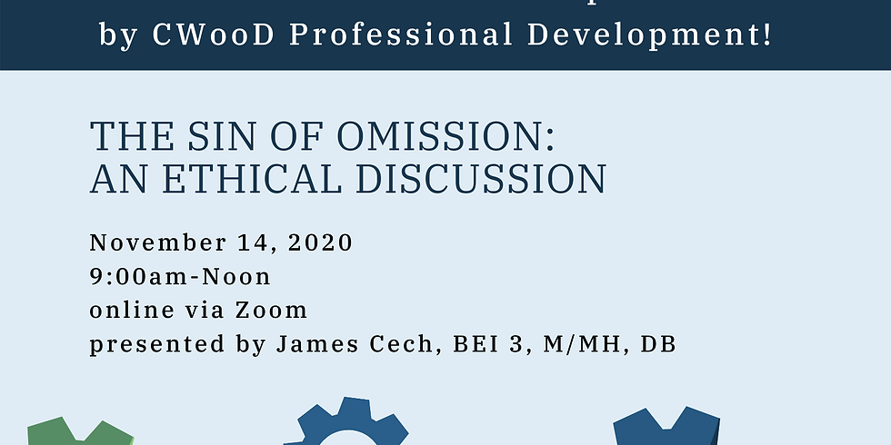 The Sin of Omission: An Ethical Discussion