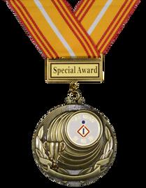 GOLD MEDAL - Special Award