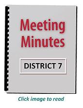 District 7 Minutes.JPG