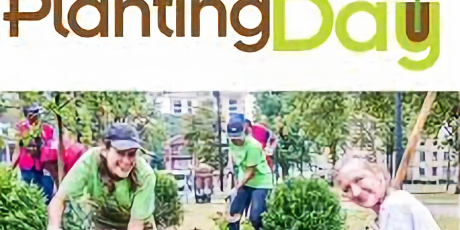 Keep America Beautiful National Planting Day