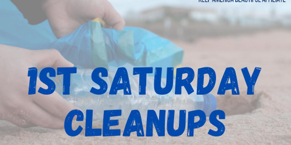 Jiggs Landing 1st Saturday Cleanup