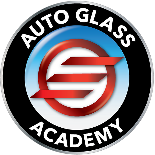 Auto Glass Academy Decal