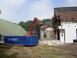 sloopwerken, bouwmaterialen, Oudenbosch, Oud-Gastel, Roosendaal, Breda, Etten-Leur, Fijnaart, Bezooijen-Schreuders Grondwerken, Willemstad.