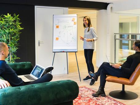 Le pouvoir du design thinking dans l'esprit d'entreprise.