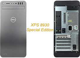 XPS 8930 Special Edition Tower