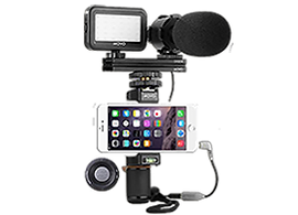 Smartphone Vlogging Kit V7