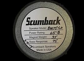 Scumback