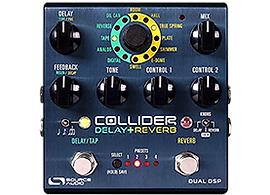 Collider Delay | Reverb