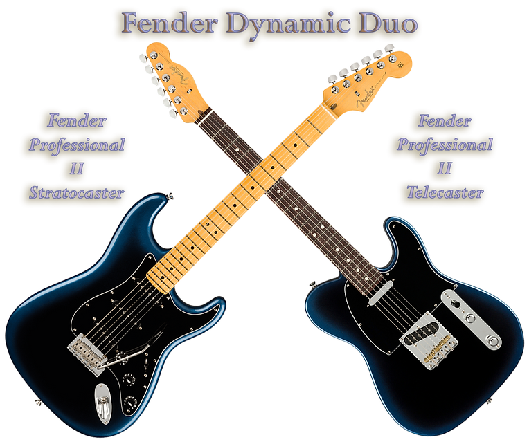 Fender Professional II Collection