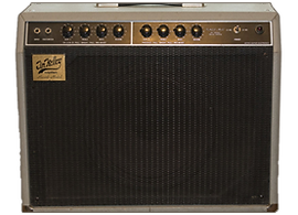 Primary Tube Guitar Amp for the core guitar tone