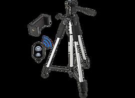 """72"""" Inch Heavy-Duty Aluminum Camera Tripod"""