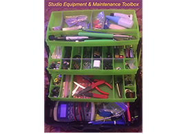 Cave Gear Toolbox