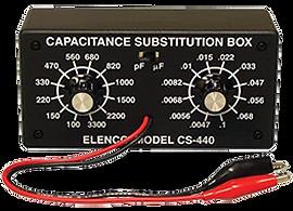 CS440 Capacitor Substitution Box
