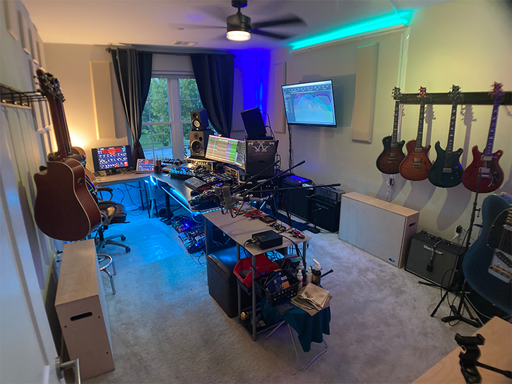 Full Studio Views