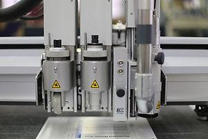 Weiterverarbeitung von Druckerzeugnissen
