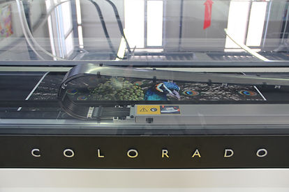 Digitaldruckmaschine, Colorado
