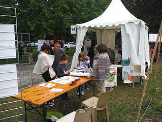 Science festival in Valrose, Nice