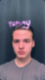 Yummy Justin Bieber 2020 Instagram Filter by Jason Kovac