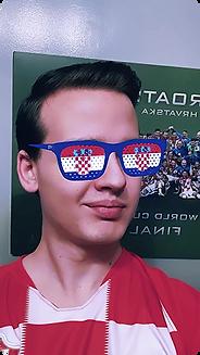 Croatia Glasses Instagram Filter by Jason Kovac
