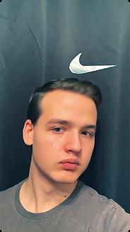 Nike Spin Instagram Filter by Jason Kovac