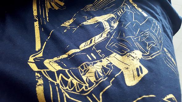 Art Deco Liger Zero (Tee Shirt)