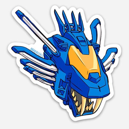Sticker - Blade Liger Blue