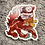 Thumbnail: Sticker - Foo Dogs