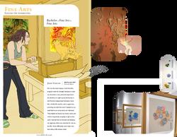 NESAD Viewbook - Fine Arts