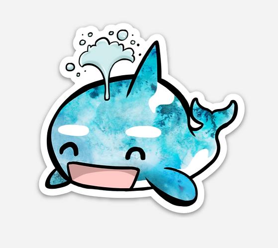 Sticker - Orca