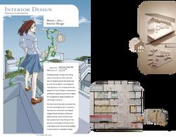 NESAD Viewbook - Interior Design, MA
