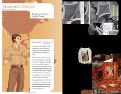 NESAD Viewbook - Graphic Design