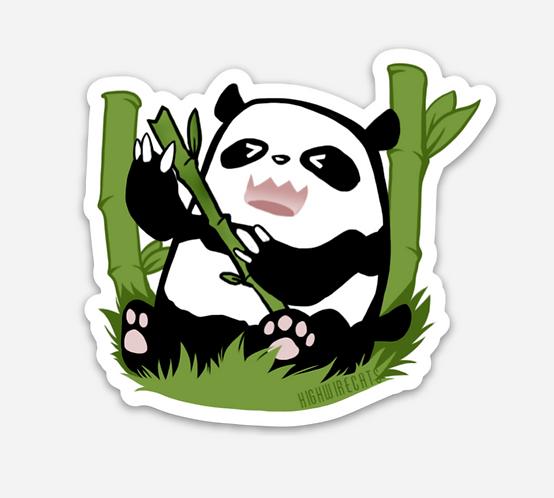 Sticker - Pandamonium