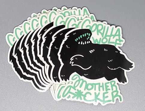 Sticker - Aliens, Love