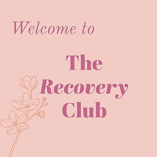 Hello! We're The Recovery Club: a peer-s