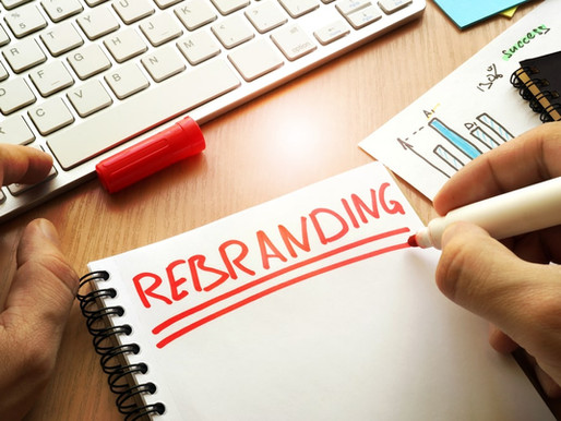 4 Reasons You Should Consider Rebranding