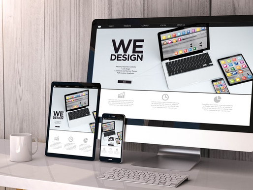 The 5 Most Common Web Design Mistakes
