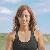 Monica Desmarais Yoga | Juliana Laface Graphic Design & Web Design | Edmonton, AB