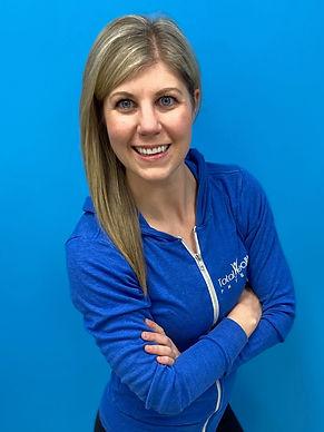 Samantha Loeprich Physiotherapist
