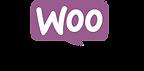 Woo Commerce Logo showing that Juliana Laface build websites in Woo Commerce